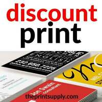 Discount Printing Up To 40% Less Than Local Print Shops