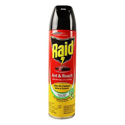 Raid Ant-roach Killer (Raid Ant & Roach Killer 17, Lemon Scent)
