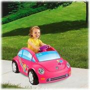 Barbie Power Wheels