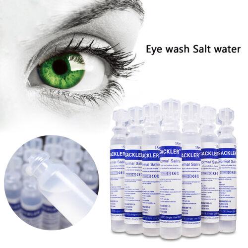 15 ml Baby sterile Kochsalzlösung NaCl 09% Zerstäuber Nase Ohr Augenspülung Verk