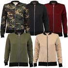 Camouflage Women's Varsity Jacket