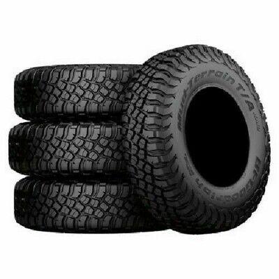 Set of 4 BFG BF Goodrich KM3 ATV UTV Tires 8 Ply Radial 32x10x15 All Terrain