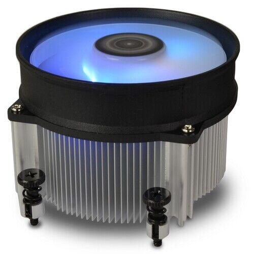 NEW AMD Ryzen PC Socket AM4 Processor Cooler, RGB LED 4pin P