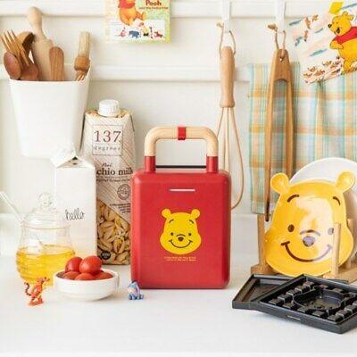 Pre order Disney Edition Waffle & Sandwich Maker _ Winnie The Pooh TBT-0002