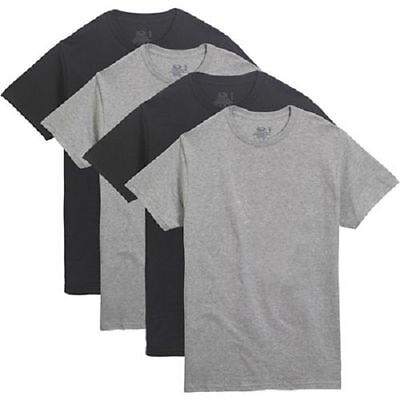 Buy cheap FRUIT OF THE LOOM MEN'S 4 PACK COLOR CREW T-SHIRTS Sizes products
