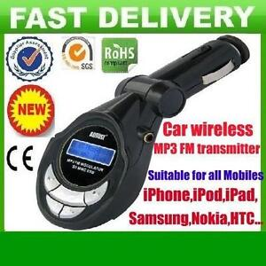 In-car-wireless-MP3-FM-radio-transmitter-for-iPhone-iPod-iPad-Samsung-Nokia-HTC
