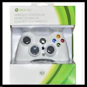 Xbox 360 Wireless Controller White New