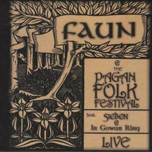 Faun & The Pagan Folk Festival -  (live (digi) von Faun (2008) CD Neuware