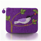 Purple Vintage Wallets & Coin Purses