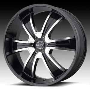 AMERICAN-RACING-18X8-AR894-ALLOY-MAG-WHEEL-4X4-AMAROK-100-200-SERIES-RANGER-BT50