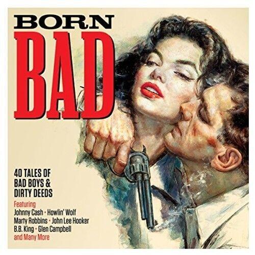Various Artists - Born Bad / Various [new Cd] Uk - Import
