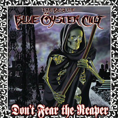 Blue  Yster Cult  Bl   Dont Fear The Reaper  Best Of Blue Oyster Cult  New Cd