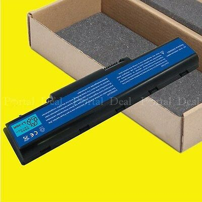 New Laptop Battery for Acer AS07A72 AS07A75 AS2007A ASPIRE 2930 5200mah 6 Cell