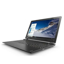 Lenovo IdeaPad 100, 15.6 Intel Quad N3540, 4GB, 1TB, HDMI, Windows 10