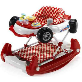 My Child Car Rocker/Walker as new condition