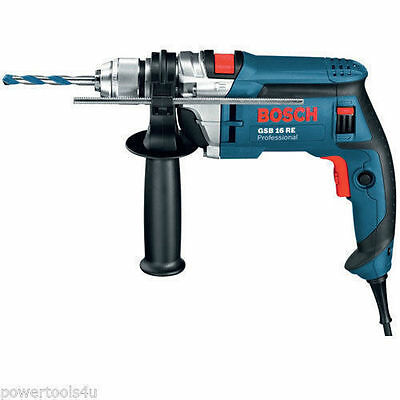 Bosch GSB16RE 1-Speed Impact Drill 240V GSB 16 RE 060114E570