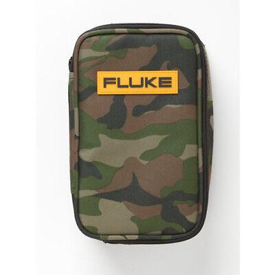 Fluke CAMO-C25/WL Soft Camouflage Carrying Case (Woodland Camo)