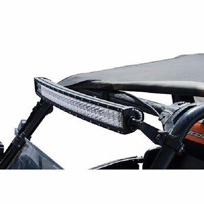 Yamaha rhino light barebay 1 tusk curved led light bar kit 30 yamaha rhino 450 660 700 2004 2013 mozeypictures Gallery