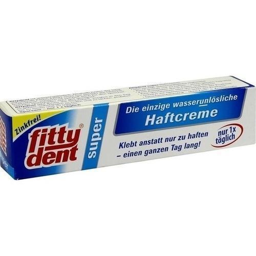 FITTYDENT super Haftcreme 40 g