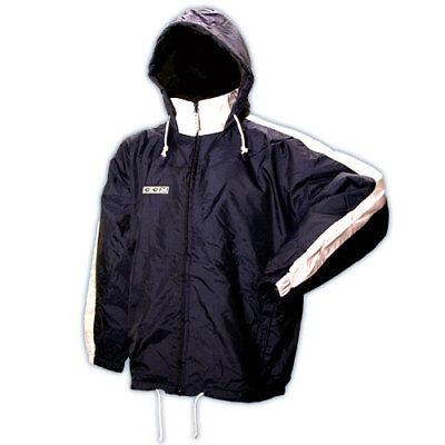 Junior Hockey Rink (CCM 4502 Junior Rink Hockey Jacket Large  MSRP $74.99)