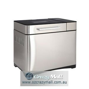 19 Automatic Programs Stainless Steel Bread Maker Melbourne CBD Melbourne City Preview