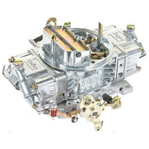New Holley 650 Double Pumper Carb #4777S