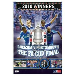 FA Cup Final 2010 : Chelsea Vs Portsmouth - New DVD