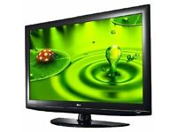 37 INCH LG LCD FULL HD TV WITH BUILT IN FREEVIEW ****CAN BE DELIVERED*****