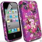 Nokia C3 Case Purple