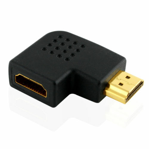 HDMI Right-Angle Adapter