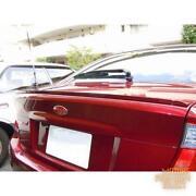 Subaru Legacy Spoiler