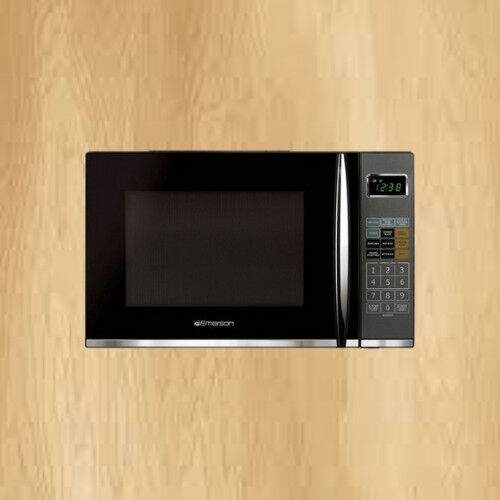 Emerson 1.2 CU FT DIGITAL MICROWAVE OVEN with Grill combo AL