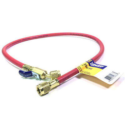 Yellow Jacket 29636 36 Red Compact Ball Valve Plus Ii 14 Hose