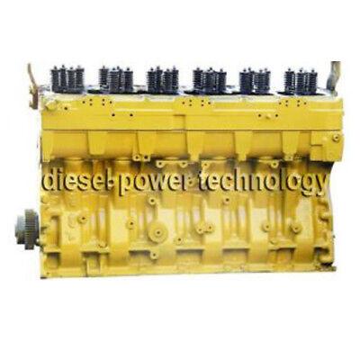 Caterpillar 3176c Remanufactured Diesel Engine Long Block