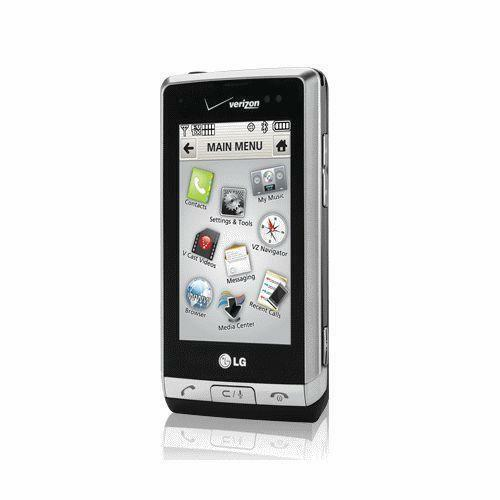 lg touch screen phone verizon ebay. Black Bedroom Furniture Sets. Home Design Ideas