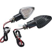 Motorcycle Rear Turn Signals