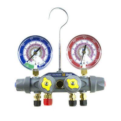 Yellow Jacket 49964 Titan 4-valve C 32410a 516 80mm