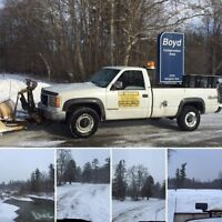 SNOW REMOVAL AND RELOCATION