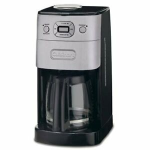 Cuisinart -625bc grind-and-brew  pour 12 tasses automati