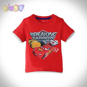 6364-Camiseta-CARS-manga-corta-color-rojo