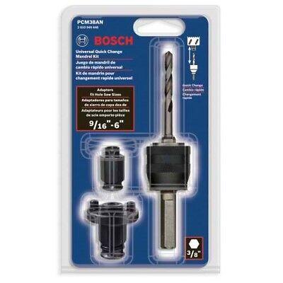 Bosch PCM38AN Universal Quick Change Mandrel Kit