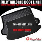 Vauxhall Astra Boot Liner