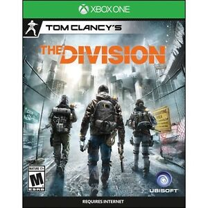 Tom Clancy's The Division Xbox One - Brand New