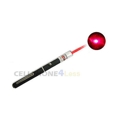 Laser Pointer Pen Beam Light 5mW - High Power Beam