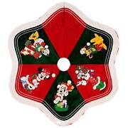 Mickey Mouse Tree Skirt