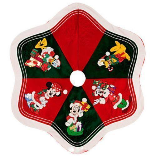 - Mickey Mouse Tree Skirt EBay