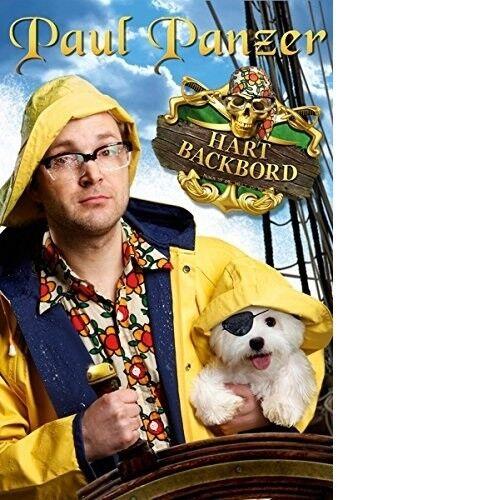 PAUL PANZER - HART BACKBORD-NOCH IST DIE WELT ZU RETTEN  DVD NEU