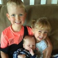 3 Wonderful Kids Ages 5,3 And 7 Months - Nanny Wanted