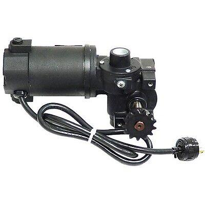 Gear Motor 90vdc 12 Dia Shaft Wkey Way For Nieco Broiler 525b 535b 940 681201