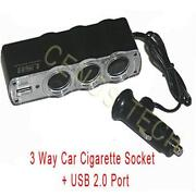Car Lighter Adapter